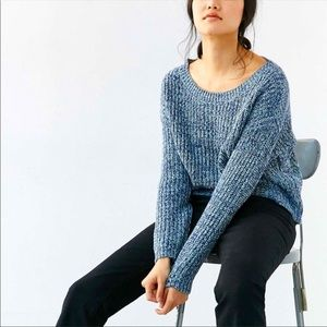 Urban Outfitters   BDG   Scoop Neck Knit Sweater